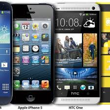Nokia Comparison Chart Samsung Galaxy S 4 Compared With Competitors Chart Nokia