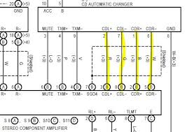 radio wiring diagram lexus es330 radio wiring diagrams online