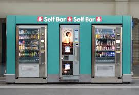 Bar Vending Machines