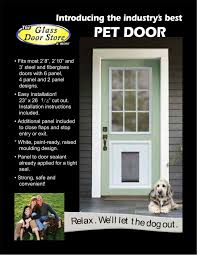 need a doggie door pet doors will let them out when you canu0027