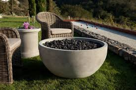 natural gas fire bowl. Brilliant Bowl Infinite Artisan Fire Bowl Lava Rocks In Natural Gas L