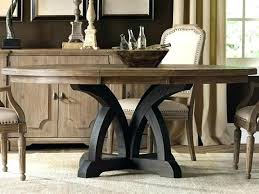 54 inch round dining table furniture of transitional with leaf