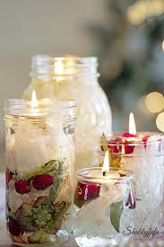 Glass Jar Decorating Ideas DIY Craft Ideas for Recyclable Glass Jars 22