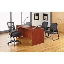 Alera Elusion Series Mesh High-Back Multifunction Chair, Black · Zoom New