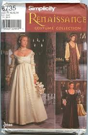 Renaissance Sewing Patterns