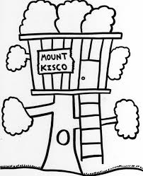 Small Picture Denver Tree House Coloring Coloring Pages