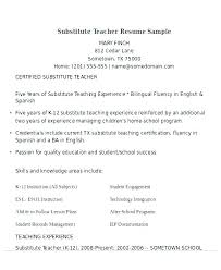 Teacher Skills Resume Sample Teacher Aide Resumes Preschool Teacher ...