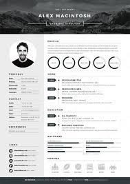 best resume templates   web  amp  graphic design   bashookamono resume