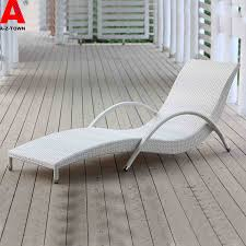 dual use furniture. Dual-use Outdoor Beach Lounge Chairs Rattan Lying Bed Siesta Wholesale Furniture Woven Loungers Develop Dual Use T