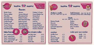 baskin robbins ice cream flavors list. Unique Robbins X To Baskin Robbins Ice Cream Flavors List I