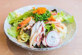 Japanese Seafood Salad - Healthy Food ...