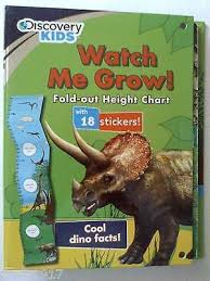 Dinosaurs Discovery Kids Watch Me Grow Book And 50 Similar Items