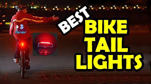 Bicycle Light Comparison Best Bicycle Tail Light Review Waterproof Rechargeable