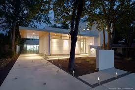 modern home austin