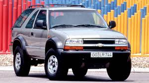 Chevrolet Blazer ZR2 EU spec '1997–2005 - YouTube