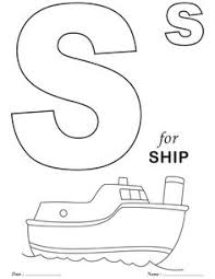 Small Picture alphabet coloring pages My plans are to have them color one as