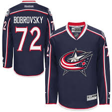 Bobrovsky Bobrovsky Bobrovsky Jackets Blue Jackets Blue Jersey Jersey|Getting Ready For Brady's Hello To Father Time