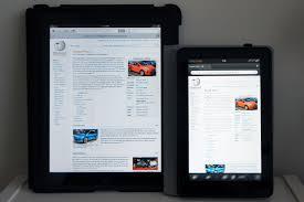 Tablet Ereader Comparison Chart Tablet Computer Wikipedia