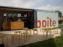 containers on shipping coffee and container cafe interior design internships houzz interior