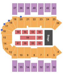 Moncton Downtown Centre Seating Chart Scotiabank Centre Tickets And Scotiabank Centre Seating