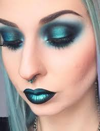 14 goth makeup ideas