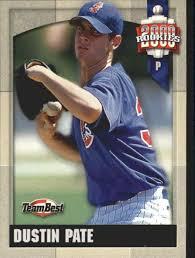 Buy Dustin Pate Cards Online | Dustin Pate Baseball Price Guide ...