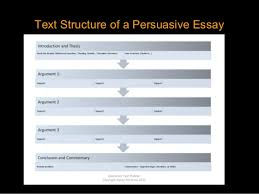 persuasive essay introduction 14 text structure of a persuasive essay