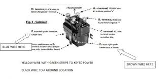atv winch contactor wiring diagram wiring diagrams for atv winch wiring grizzly home diagrams