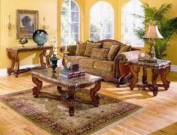tarantula coffee table set with marble tops