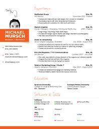 Resume Michael Mursch Erie Pa Graphic Design Web Design