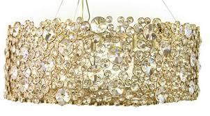 crumple white pendant lamp lighting. Jewel-Encrusted Lighting Crumple White Pendant Lamp L