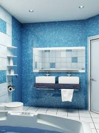 Blue Mosaic Tile Bathroom Sparkly Tiles This Is Going On The List - Mosaic bathrooms