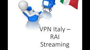 VPN Italy - RAI Streaming Estero - YouTube