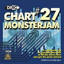 Details About Dmc Chart Monsterjam Vol 27 Dj Cd Hits From March 2019 Continuous Mix