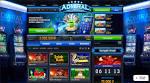 Ассортимент игрового зала casino Admiral