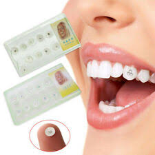 10pcs kit dental gems imitation crystal tooth ornaments teeth jewelry gift