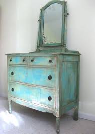 french distressed furniture. Distressed French Country Furniture Painted Antique Cottage Chic Shabby Aqua Turquoise Dresser And . F