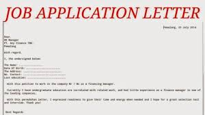 Guide Of Application Letter Kitchen Manager Cover Sample Writing
