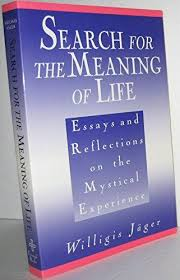 search meaning life essays by willigis jager abebooks