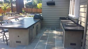 To Build Outdoor Kitchen How To Build An Outdoor Kitchen With Wood Frame With How To Build