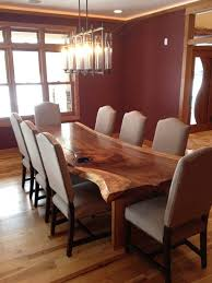 rustic dining room chairs. Contemporary Rustic Dining Table - Living Edge Custom Sizes Available Room Chairs S