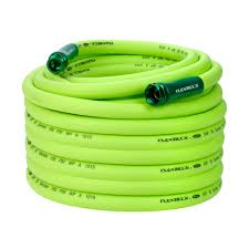 zillagreen garden hose with 3 4 in ght fittings
