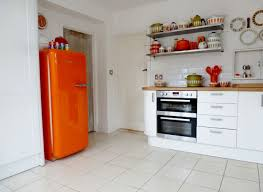 vintage kitchen furniture. Retro Vintage Kitchen 1960s Orange Smeg Kate Beavis Furniture