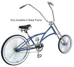 lowrider bike chopper bicycle beach