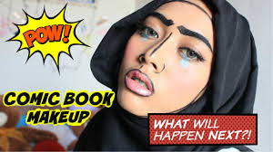 easy ic book makeup