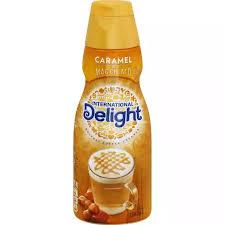Peppermint mocha liquid coffee creamer. International Delight Coffee Creamer Gourmet Caramel Macchiato Creamers Dave S Supermarket
