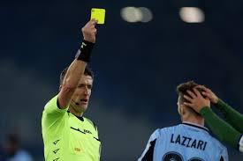 Juventus-Lazio, Orsato scelto come arbitro dell'incontro