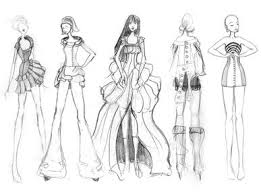 Sketching Clothing Clothing Sketches Barca Fontanacountryinn Com