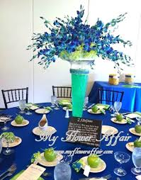 Gorgeous Blue And Green Wedding Decorations Decoration Blue And Green  Wedding Decorations