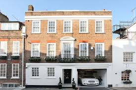 Europe House Of The Day  London Mews Home  Photos  WSJMews Home